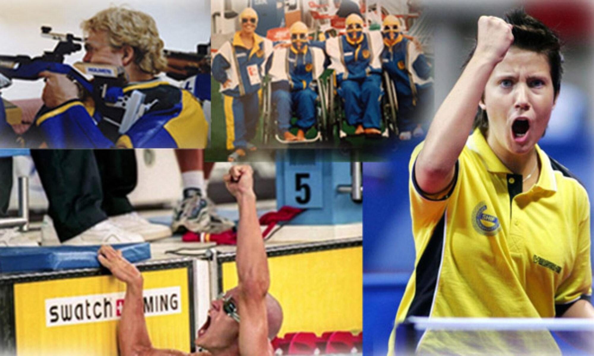 Svenska Paralympier